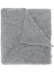Isabel Marant two-tone marl scarf