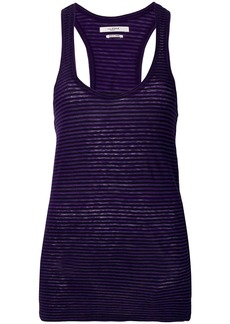 Isabel Marant U-neck fitted top