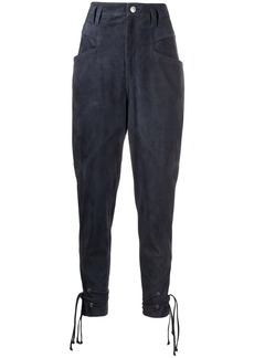Isabel Marant Ubaia tapered trousers