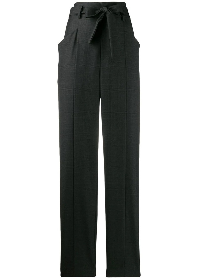 Isabel Marant Vittoria belted trousers