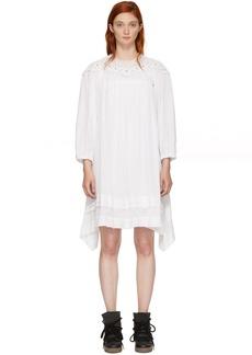 Isabel Marant White Rita Dress
