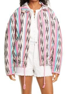 Women's Isabel Marant Etoile Iaustey Cotton Padded Jacket
