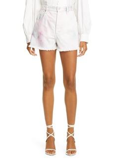 Women's Isabel Marant Etoile Lesiabb Tie Dye Shorts
