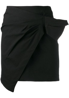 Isabel Marant wrap mini skirt