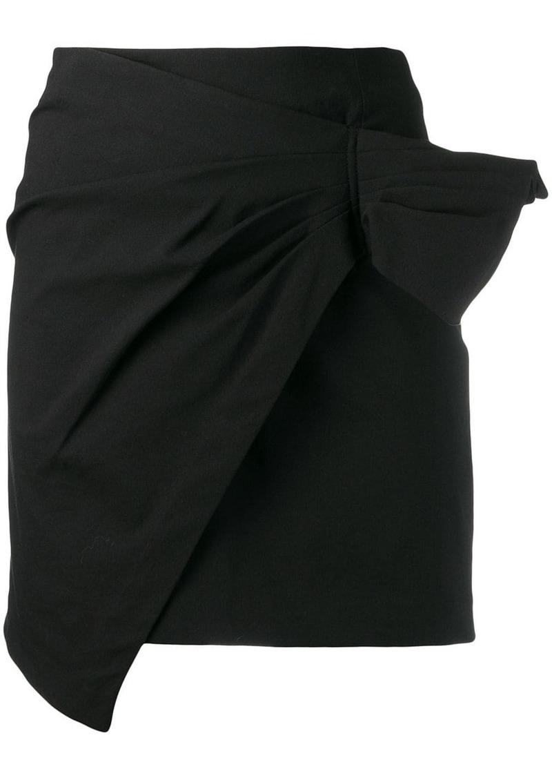 Isabel Marant wrap mini skirt