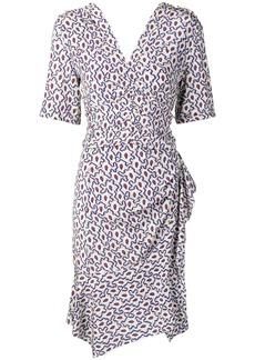 Isabel Marant wraped short dress
