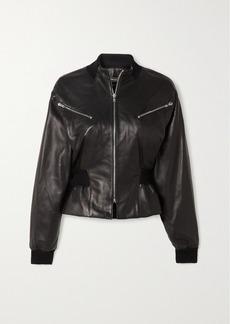 Isabel Marant Xabia Leather Jacket