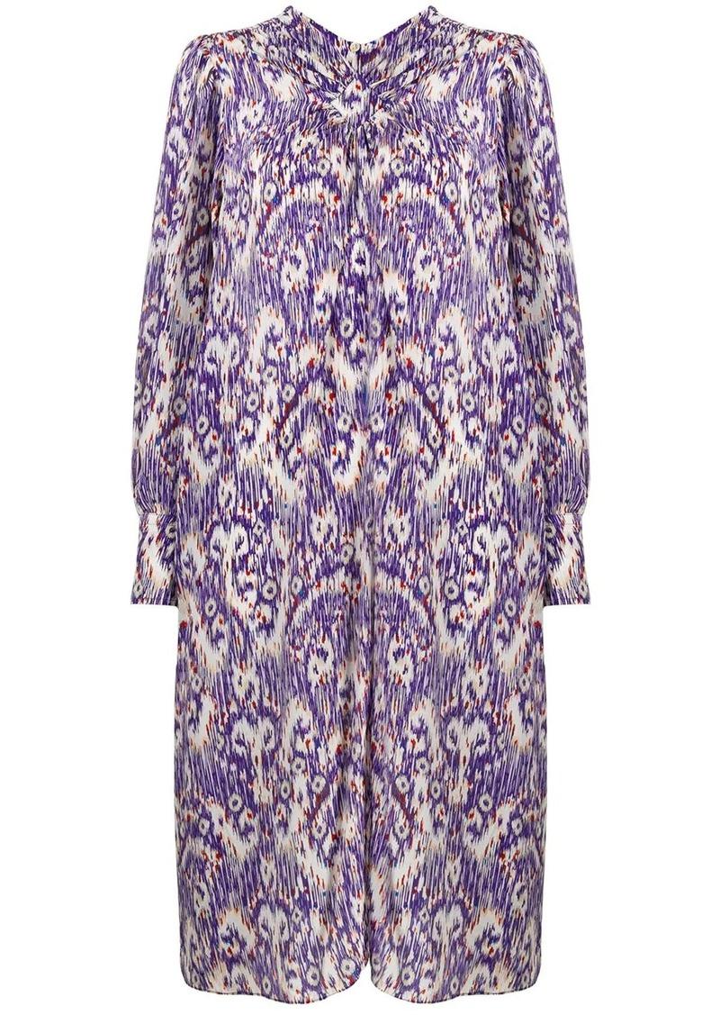 Isabel Marant Yana loose-fit dress