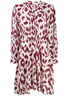 Isabel Marant Yandra printed dress
