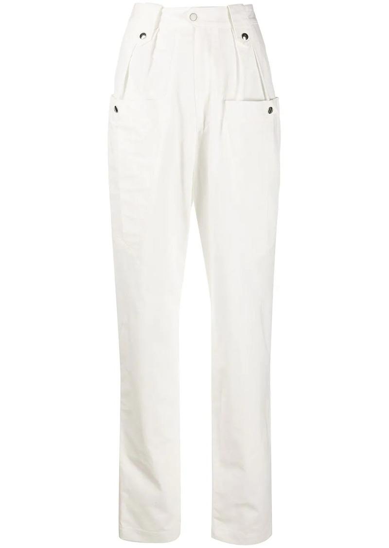 Isabel Marant Yerris cargo trousers