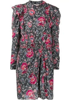 Isabel Marant Yoana printed dress
