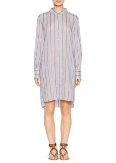Isabel Marant Yucca Stripe Shirt Dress