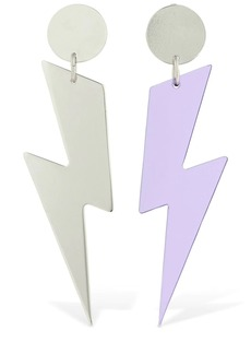Isabel Marant Ziggy Bicolor Earrings