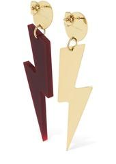 Isabel Marant Ziggy Bicolor Earrings