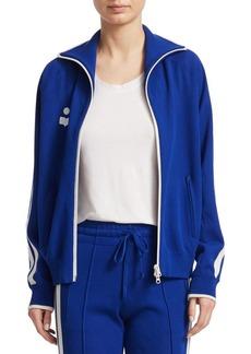Zip-Up Sporty Jacket
