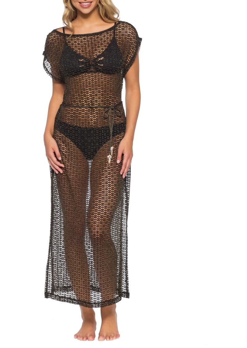 Isabella Rose Milan Crochet Cover-Up Dress