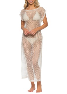 Isabella Rose Milan Crochet Cover-Up Dress