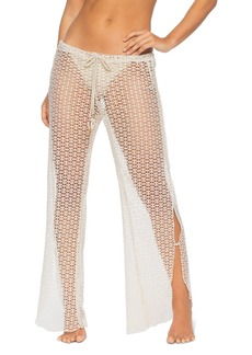 ISABELLA ROSE Milan Split Leg Swim Cover-Up Pants