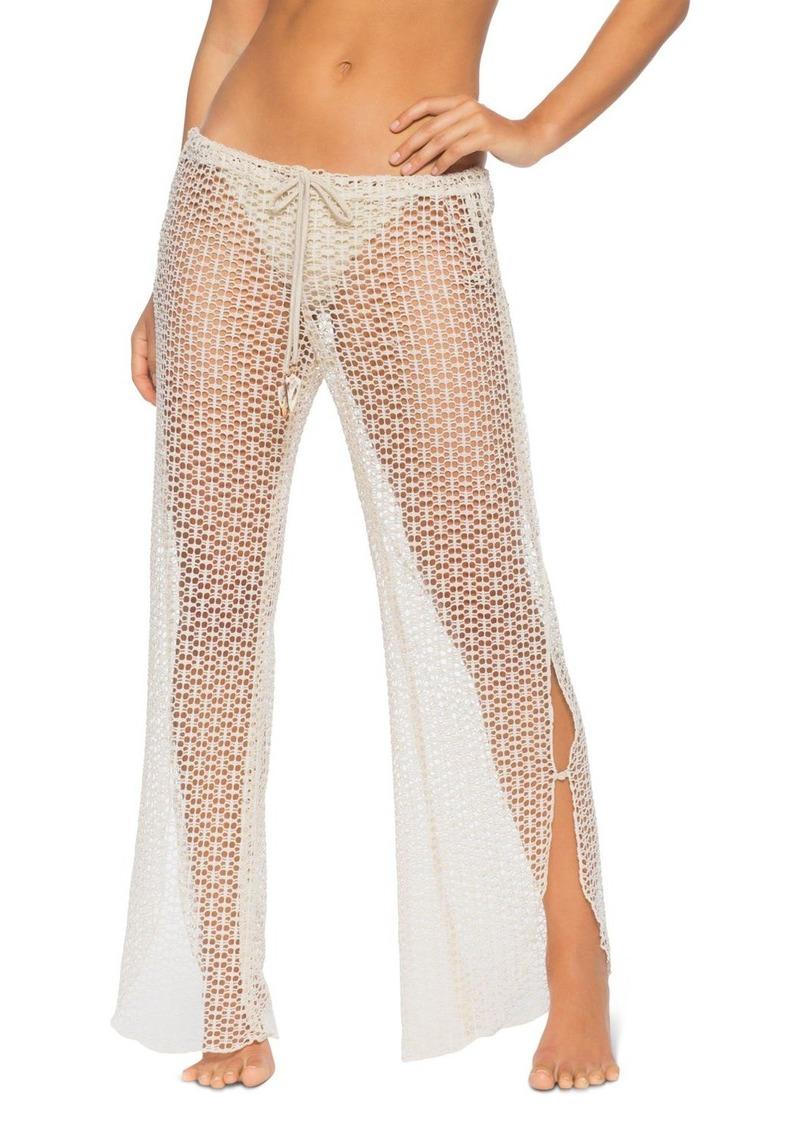 ISABELLA ROSE Milan Split Leg Swim Cover-Up Pants