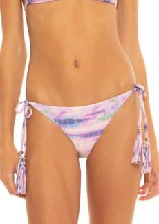 Isabella Rose Under One Sky Cali Side Tie Bikini Bottoms