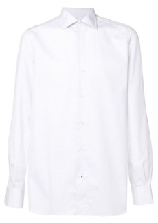 Isaia classic button fastened shirt