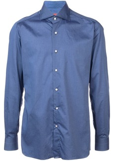 Isaia classic buttoned shirt