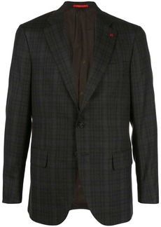 Isaia classic single-breasted blazer