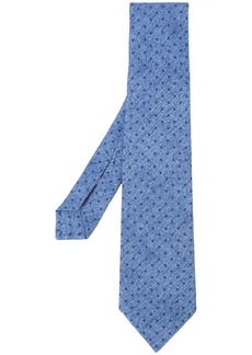 Isaia dotted tie