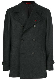 Isaia double breasted coat