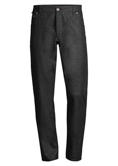 Isaia Flannel Trousers