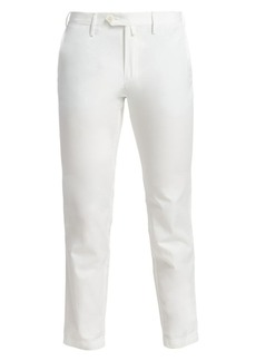 Isaia Flat Front Trousers