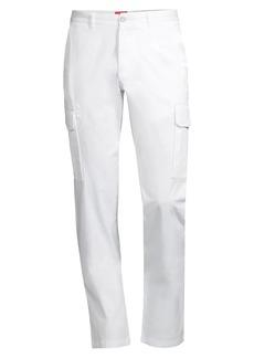 Isaia Gabardine Cargo Pants