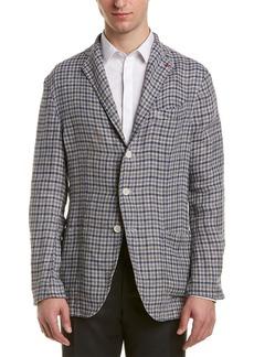 Isaia Linen Sport Coat