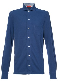 Isaia long sleeve shirt