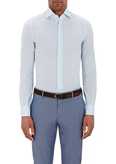 Isaia Men's Button-Front Shirt