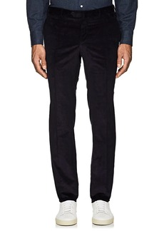 Isaia Men's Cortina Cotton Corduroy Trousers