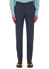 Isaia Men's Cortina Worsted Wool Trousers