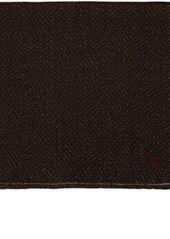 Isaia Men's Plain-Weave Pocket Square