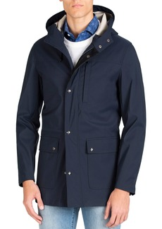 Isaia Men's San Gennaro Rain Coat
