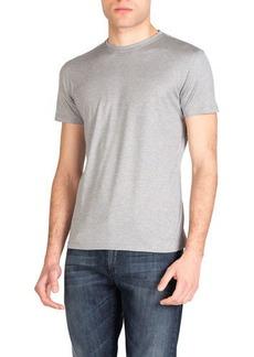 Isaia Men's Silk T-Shirt