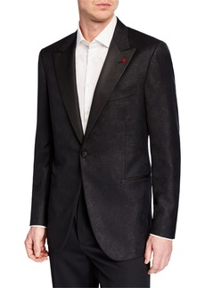 Isaia Men's Wool Dinner Jacket