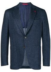 Isaia two button blazer