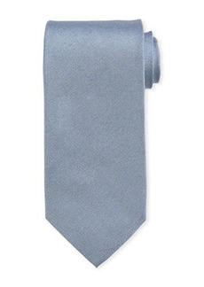 Isaia Men's Solid Silk Tie