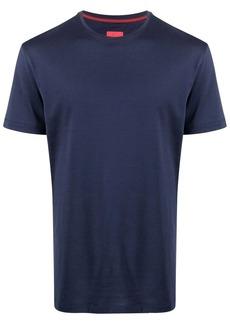 Isaia round neck jersey T-shirt