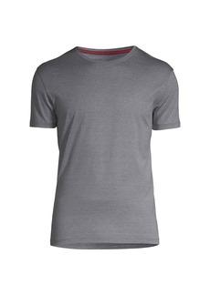 Isaia Silk & Cotton T-Shirt