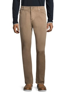 Isaia Slim-Fit Pants
