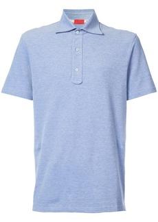 Isaia slim fit polo shirt