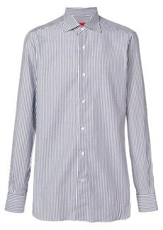 Isaia striped classic shirt
