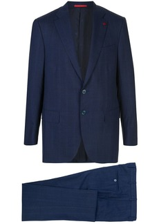 Isaia striped two-piece suit