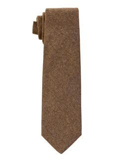 Isaia Textured Cashmere Tie